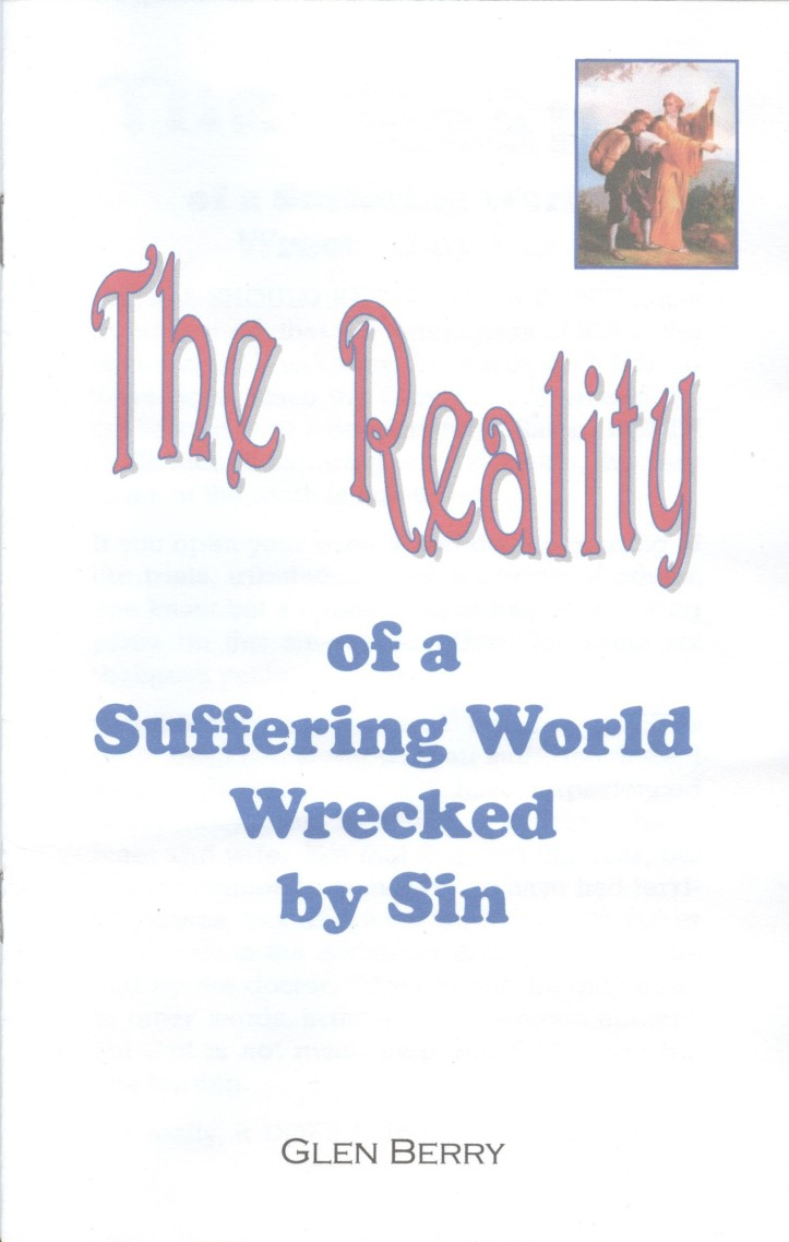 The Reality, cover