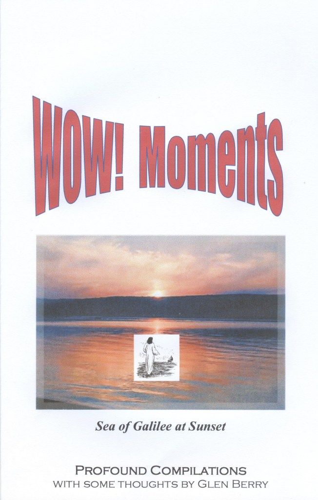wow moments, cover